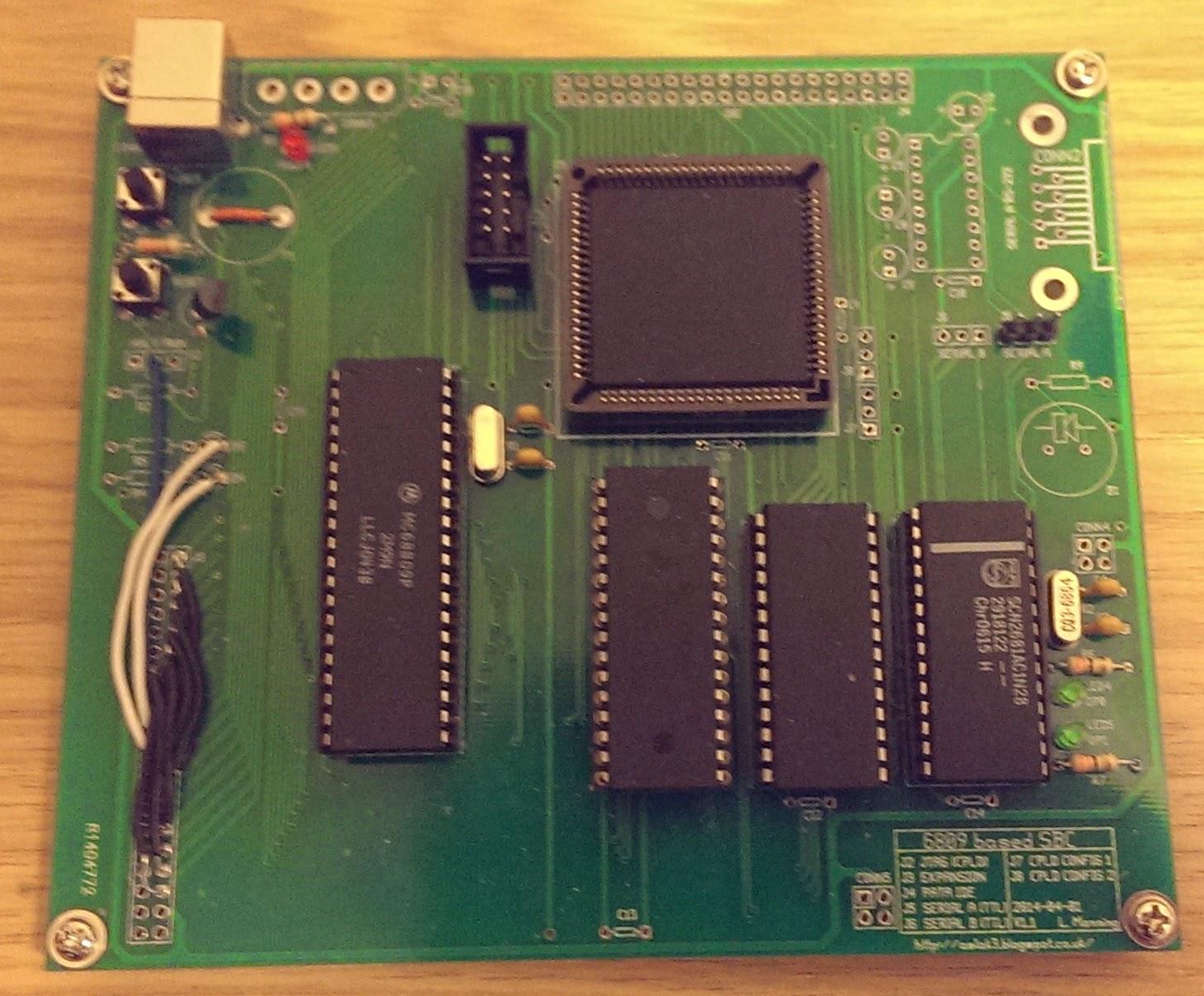 FPGA preliminaries – Aslak's blog